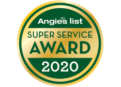 Angie's List Super Service Award 2006-2016