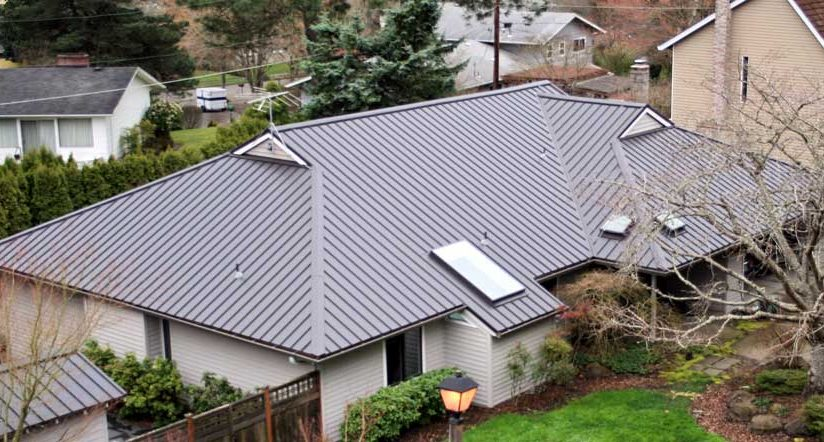 Metal Roofing Contractors Portland Oregon