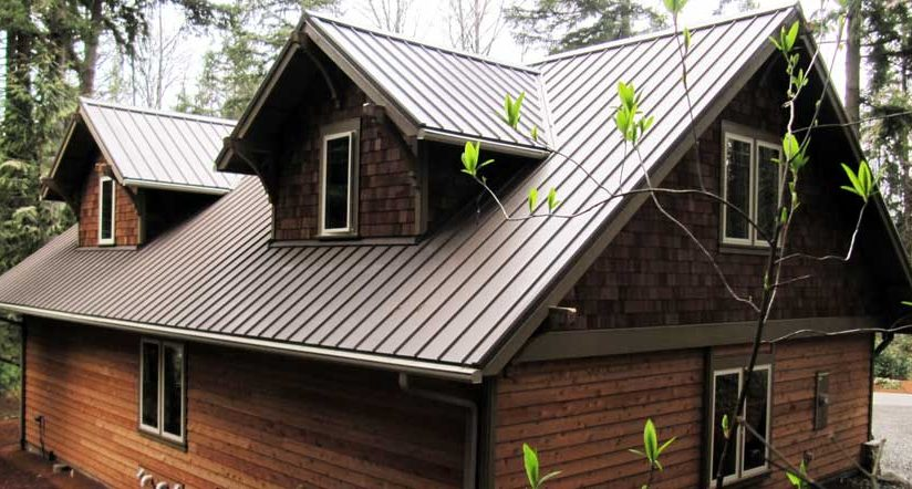 Metal Roofing Contractors Portland OR