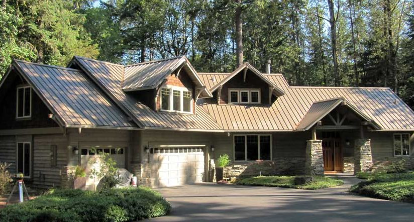 Metal Roofing Contractors Portland